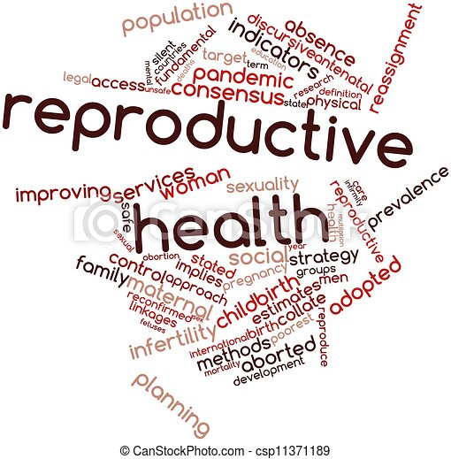 Abstract word cloud for reproductive health with related ... | 450 x 460 jpeg 48kB