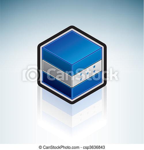Republic of Honduras { Middle Ameri - csp3636843