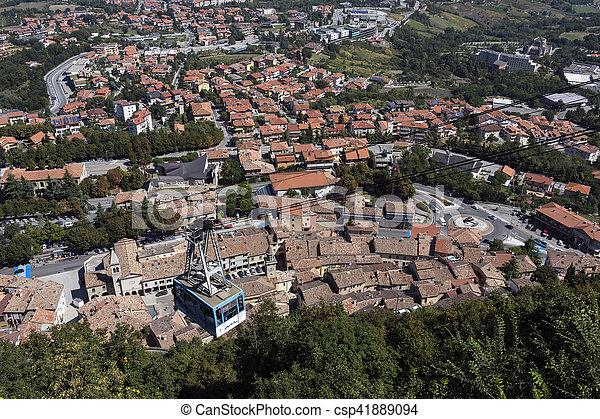 Republic of San Marino - csp41889094
