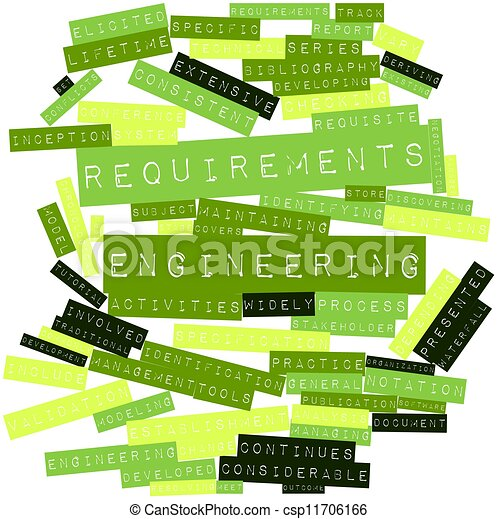 Requirements Engineering Illustrations And Clipart Requirements - Requirements engineering