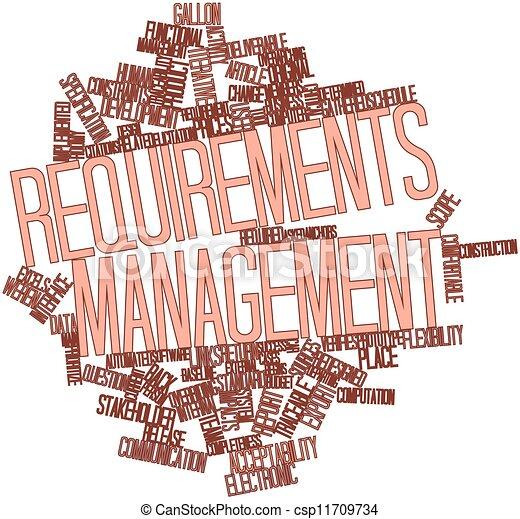 Requirements management - csp11709734