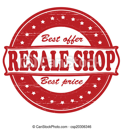 resale shop stamp with text resale shop inside vector illustration rh canstockphoto com resale clipart graphics resell clipart free