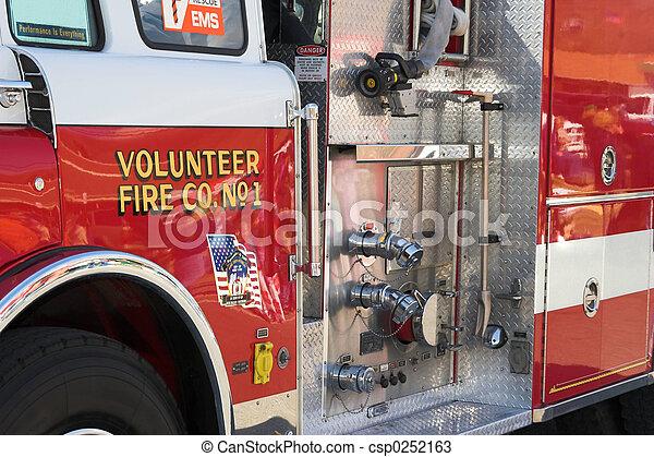 rescate fuego, y - csp0252163