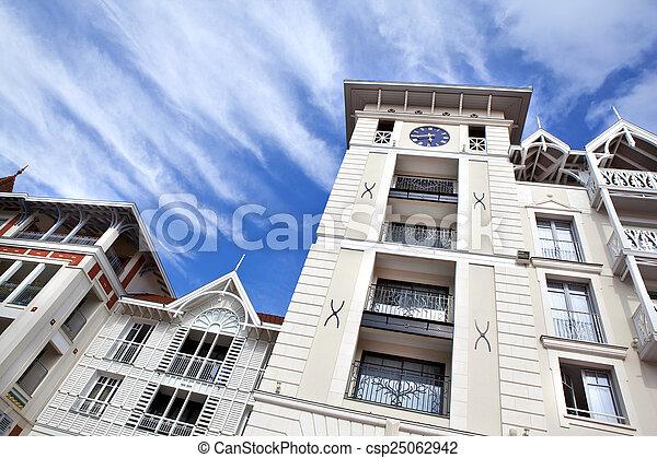 Residence - csp25062942
