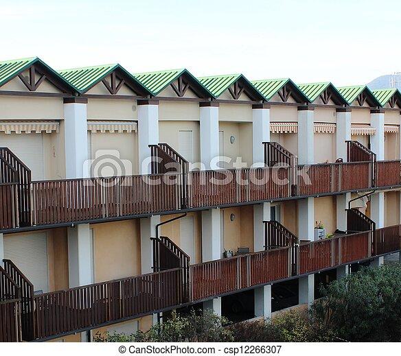 residence - csp12266307