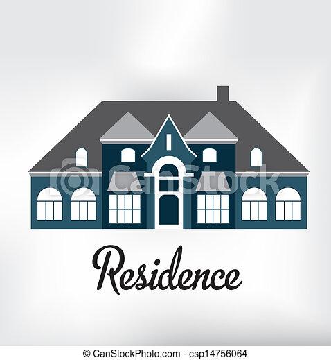 Residence Vintage - csp14756064