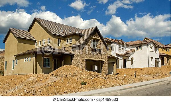 residencial, construção - csp1499583