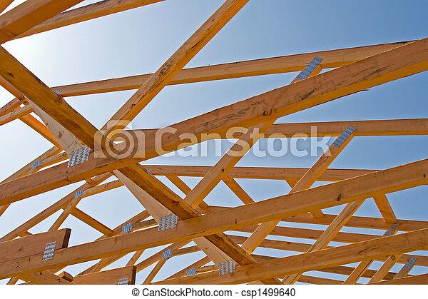 residencial, construção - csp1499640