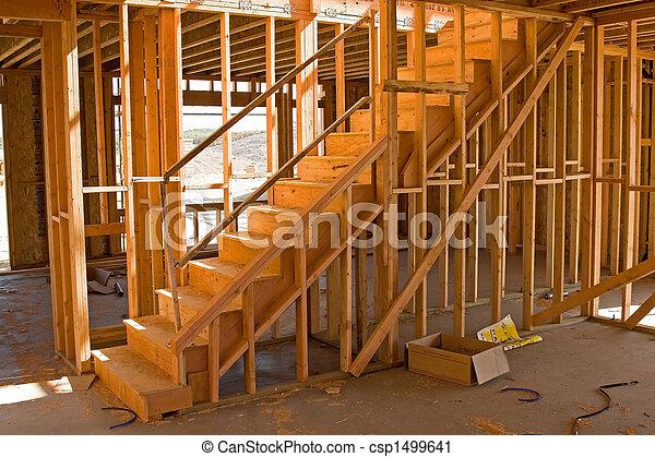 residencial, construção - csp1499641