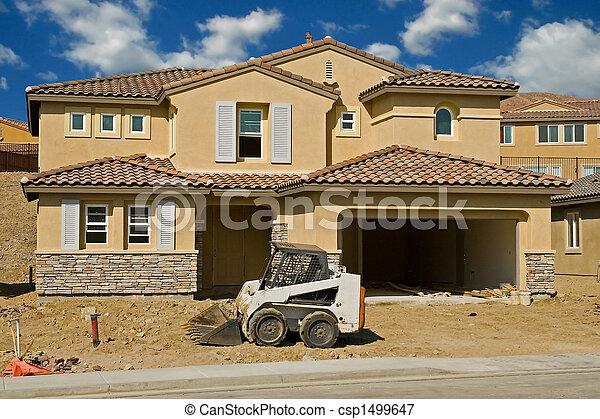 residencial, construção - csp1499647