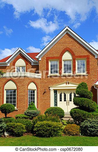 residencial, hogar - csp0672080