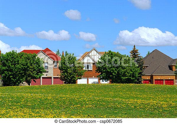 residencial, hogares - csp0672085