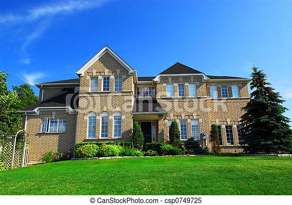 residencial, lar - csp0749725