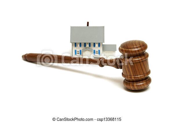 Legalidades residenciales - csp13368115