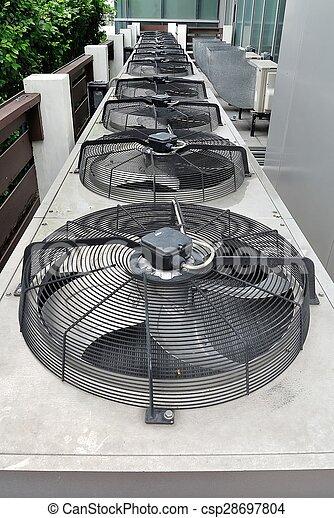 Residential air conditioner compressor units - csp28697804