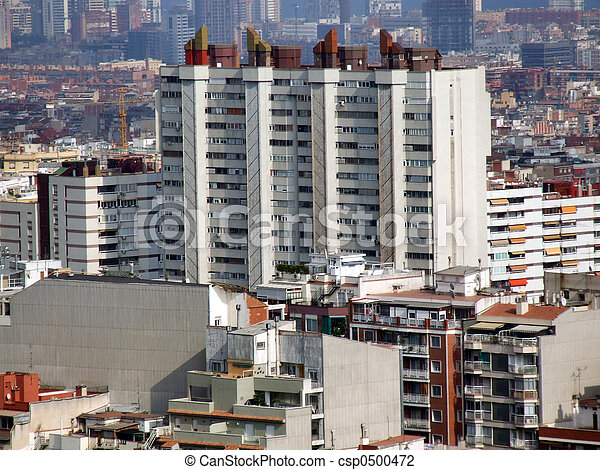 Residential blocks - csp0500472