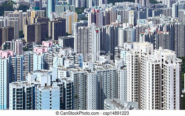 Residential building - csp14891223