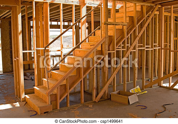 Residential Construction - csp1499641