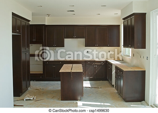 Residential Construction Remodel - csp1499630