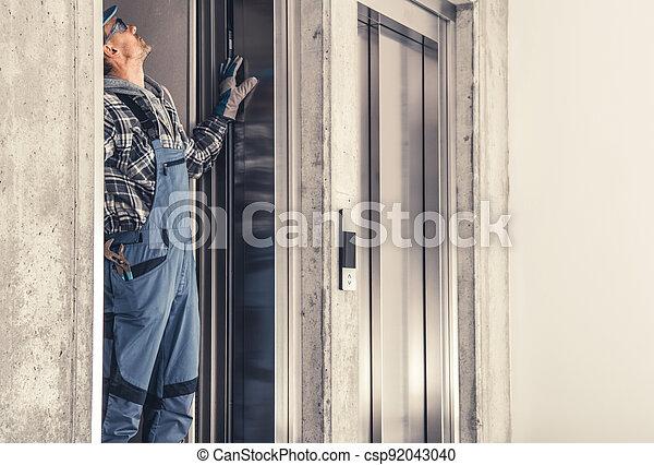 Residential Elevator Technician - csp92043040
