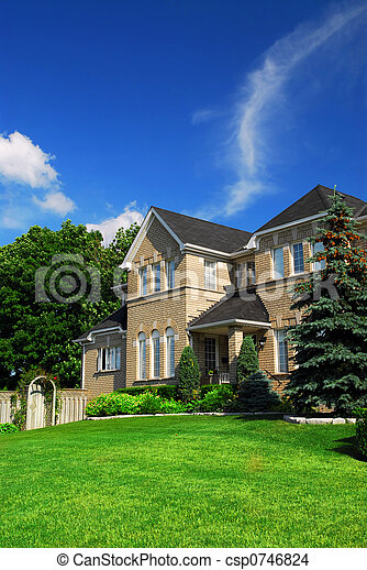 Residential home - csp0746824