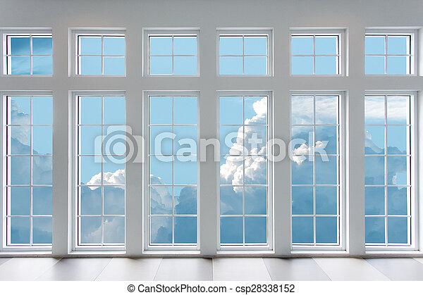 residential window - csp28338152