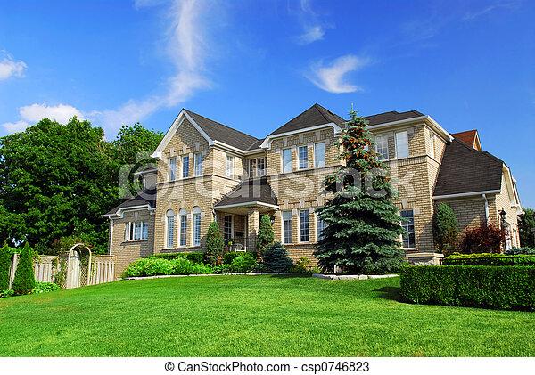 residenziale, casa - csp0746823