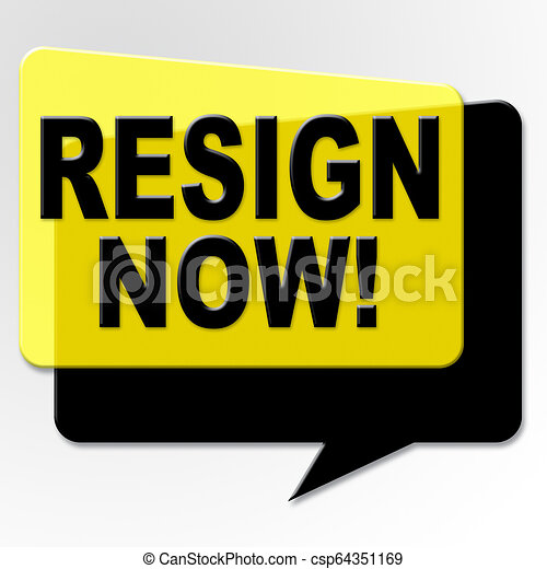 Resignation Give Resign Letter To Bos Vector Illustration Royalty Free  Cliparts, Vectors, And Stock Illustration. Image 52372826.