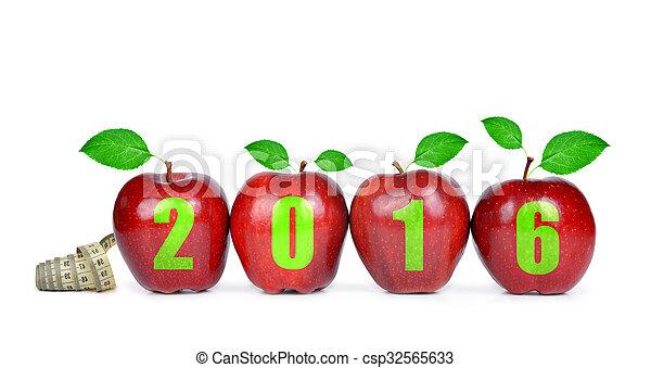 resolutions, 健康 - csp32565633