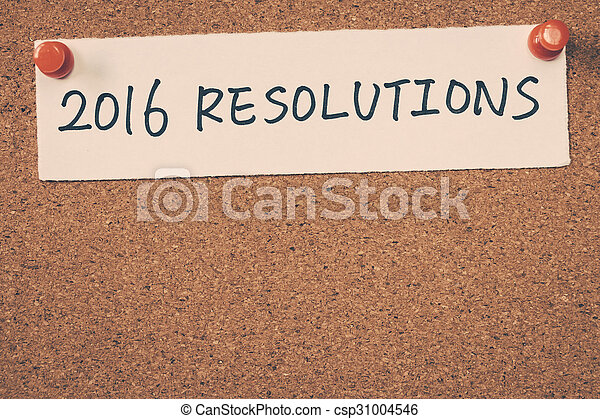resolutions, 2016 - csp31004546