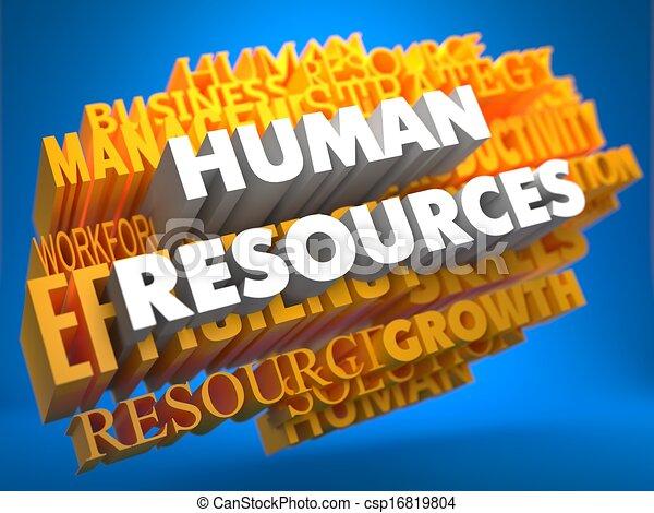 resources., wordcloud, concept., 人間 - csp16819804