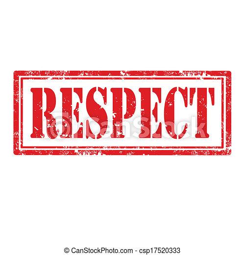 respect-stamp - csp17520333