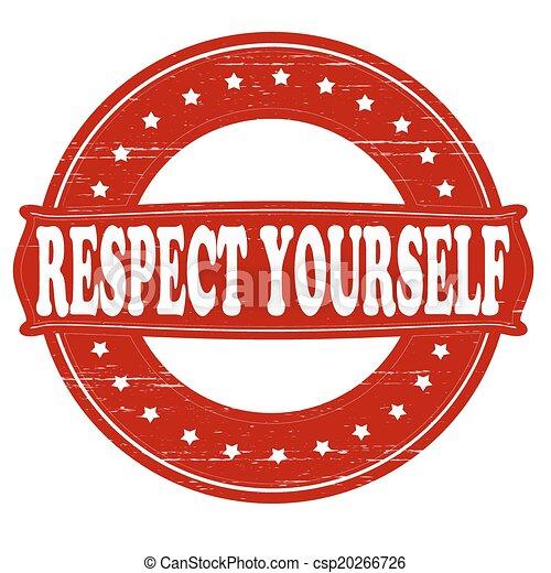 respect, vous-même - csp20266726