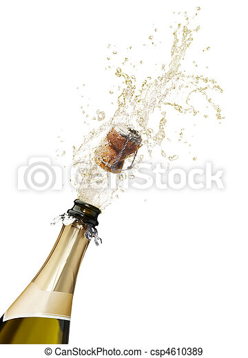 respingue, champanhe - csp4610389