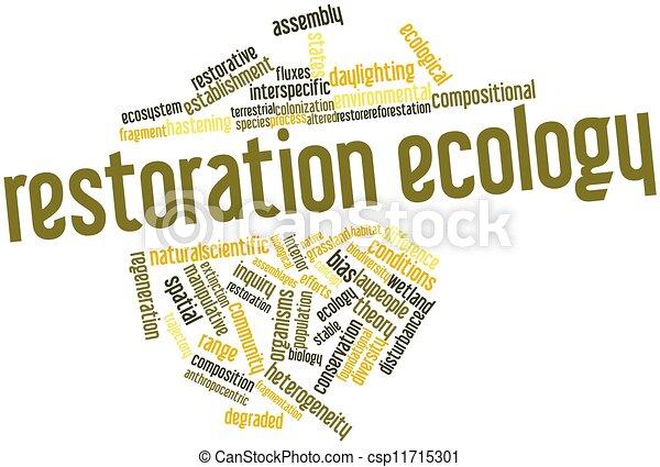 restaurálás, ökológia - csp11715301
