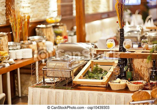 restaurang - csp10439303