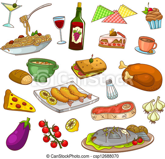 Foods Of Italia Menu
