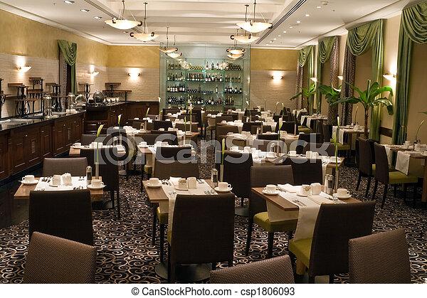 Restaurant - csp1806093