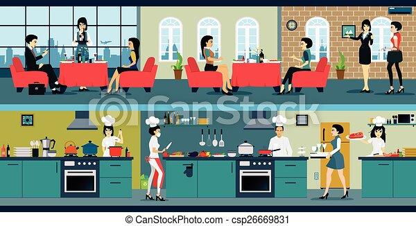 restaurant - csp26669831