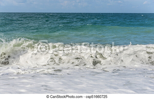 Restless Black Sea - csp51660725