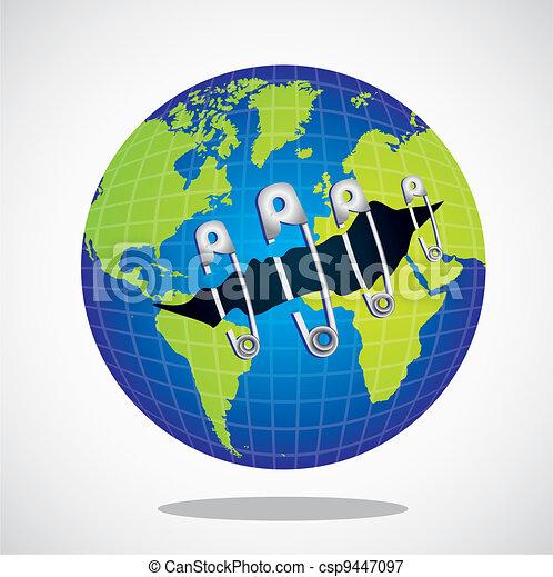 restoring the planet - csp9447097