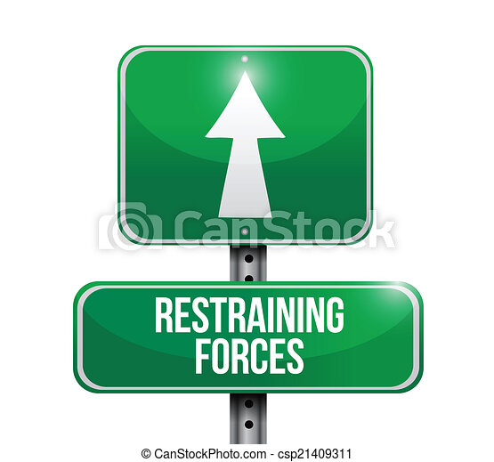 what is restraining forces