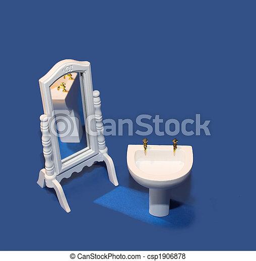 Restroom  - csp1906878