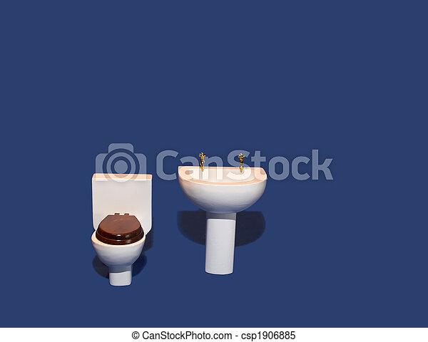 Restroom - csp1906885