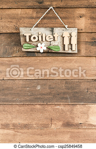restroom - csp25849458