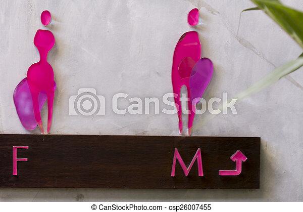 Restroom - csp26007455