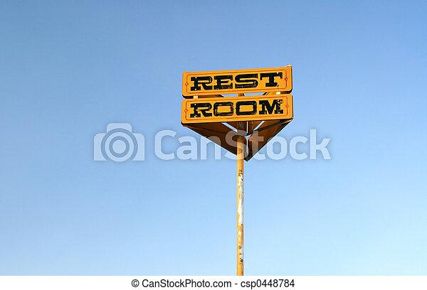 Restroom - csp0448784