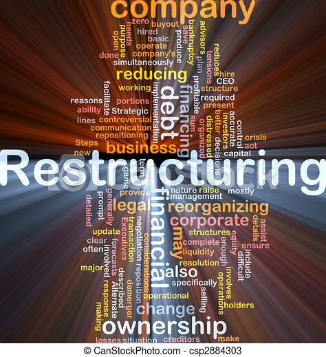 Restructuring word cloud box package - csp2884303