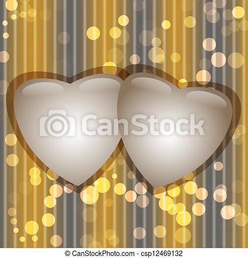 El amor es un fondo abstracto - csp12469132