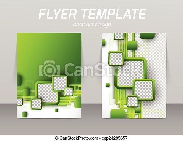 Diseño de plantilla de piloto abstracto - csp24285657